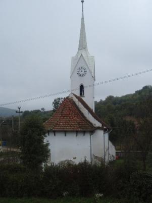 Voorbereiding herstel kerk